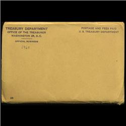 1960 US Mint Silver Coin Set UNOPENED   (COI-1250)