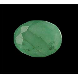 0.93ct Unheated Green Colombian Emerald  (GEM-22875D)