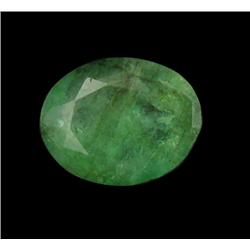 0.83ct Unheated Green Colombian Emerald  (GEM-22875E)