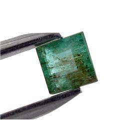 0.78ct Natural Mint Green Zambian Emerald  (GEM-23276D)