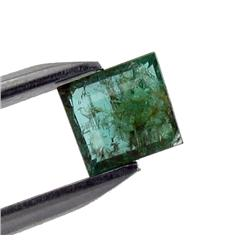 0.74ct Natural Mint Green Zambian Emerald  (GEM-23276C)
