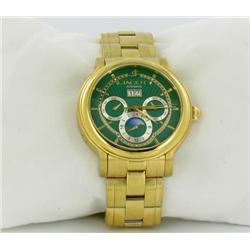 New Jacot Mens CHRONO Style Watch Retail $2495 (WAT-147)