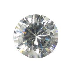 0.86ct 5mm VVS1 Brilliant White Lab Diamond (GEM-21983)