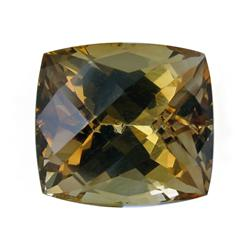 15.57ct Beautiful Imperial Topaz Appr. Est. $31k (GEM-23383E)