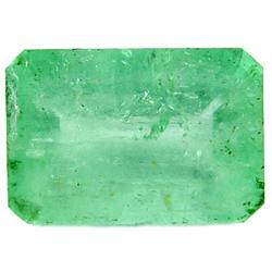 2.47ct Wonderful 100% Natural Green Colombian Emerald VS/SI Appraisal Estimate $4076 (GEM-9248)