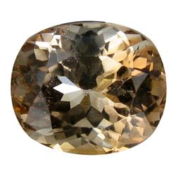 9.75ct VS Hot Imperial Orange Topaz Appraisal Estimate $19500 (GEM-26344)