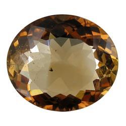 11.07ct VS Hot Imperial Orange Topaz Appraisal Estimate $22140 (GEM-26335)