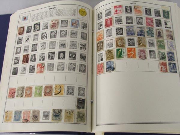 Ambassador Stamp Album edited by H E  Harris
