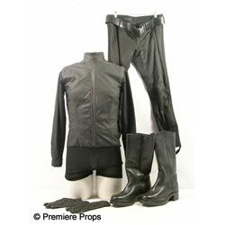 Resident Evil Afterlife Albert Wesker (Shawn Roberts) Jumpsuit Movie Costumes