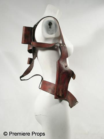 Resident Evil Afterlife Alice Milla Jovovich Gun Holsters Movie