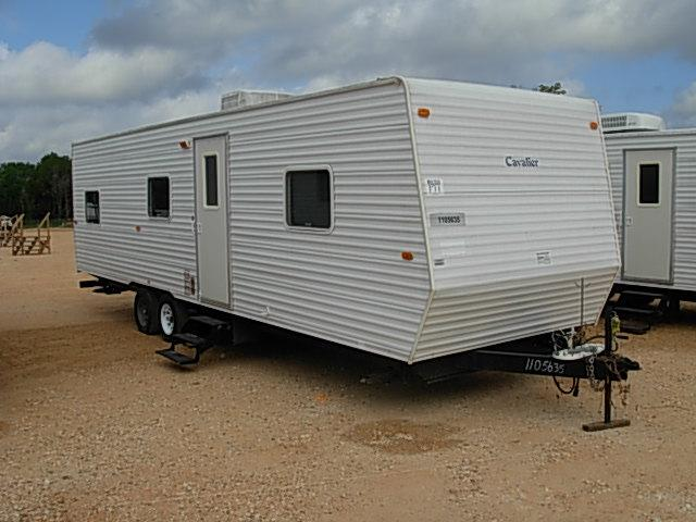 2006 GULF STREAM CAVALIER 8'X32' TRAVEL TRAILER