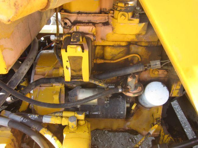701 Articulating Motor Grader