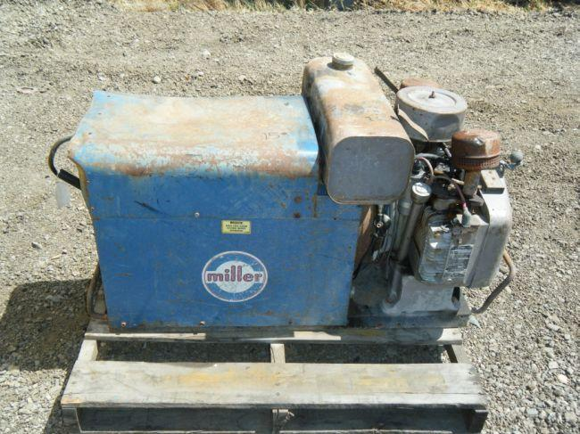 Miller Welders For Sale >> Miller Welder Generator