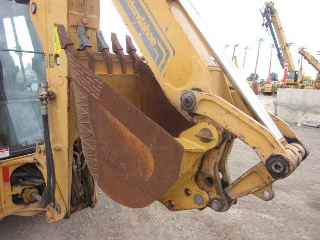1999 Case 580 Super L 4x4 Loader Backhoe