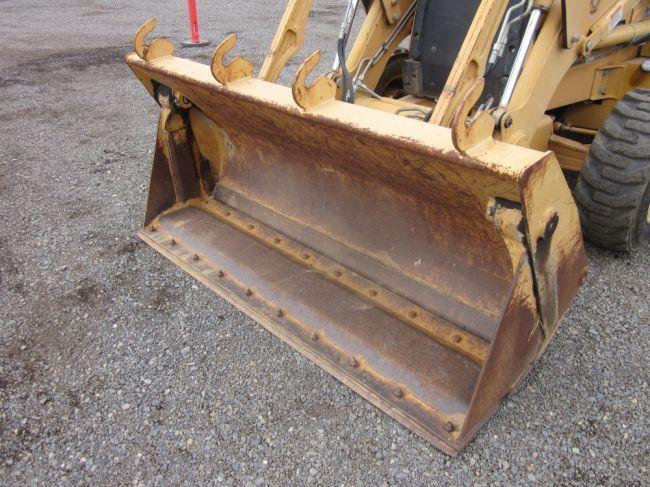 1999 Case 590 Super L 4x4 Loader Backhoe
