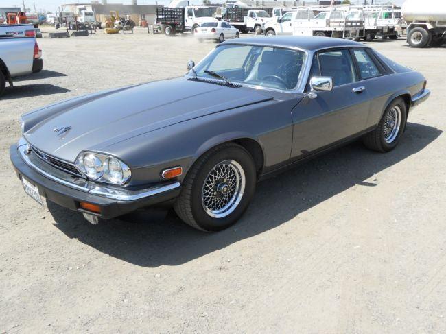 1989 Jaguar Xjs 2 Door Coupe