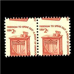 1977 RARE US Postage Stamp ERROR Mint (STM-0006)