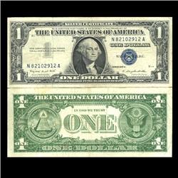 1957A $1 Silver Certificate Crisp Circulated (CUR-06024)