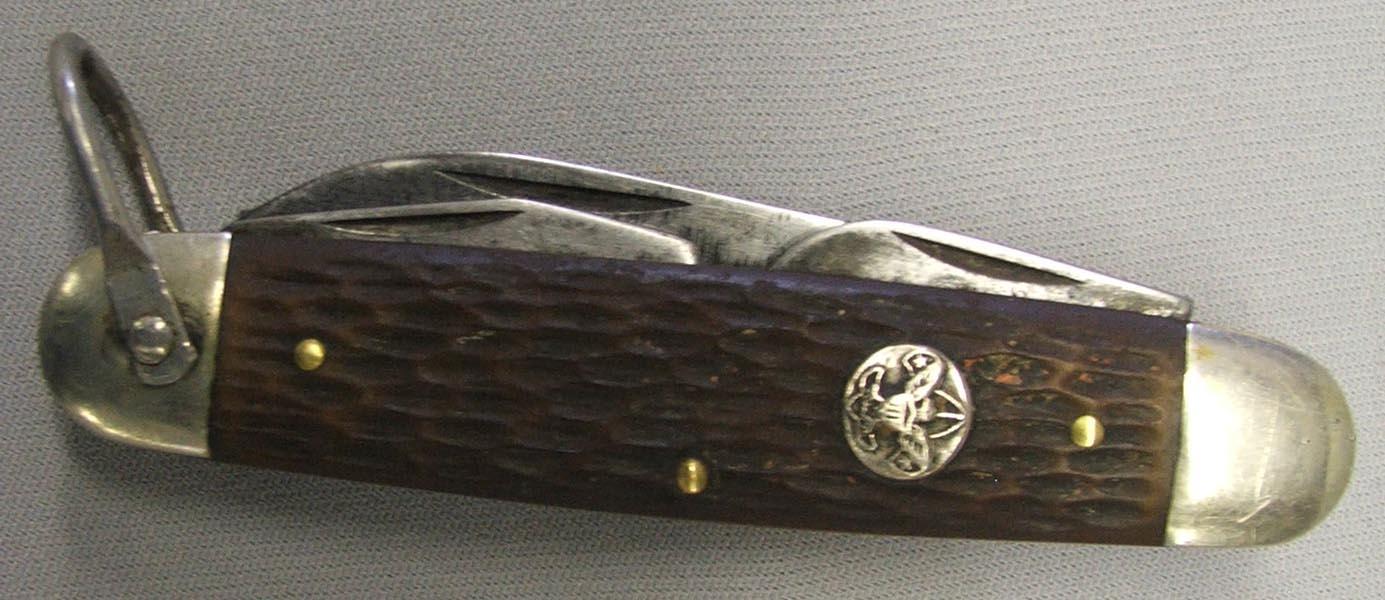 Ulster Boy Scout Folding Pocket Knife