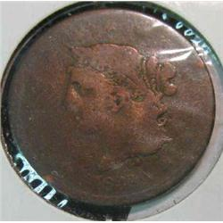 89. 1829  U.S. Large Cent. AG-3.