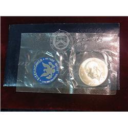 237. 1971 S Silver Eisenhower Dollar in original blue pack. Gem BU.