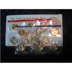 242. 1994 U.S. Mint Set. Original as issued.