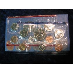 243. 1991 U.S. Mint Set. Original as issued.