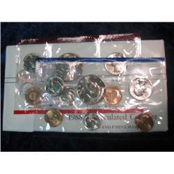 246. 1988 U.S. Mint Set. Original as issued.