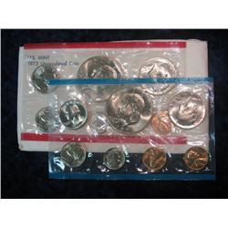 252. 1973 U.S. Mint Set. Original as issued.