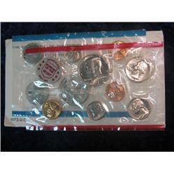 253. 1972 U.S. Mint Set. Original as issued.