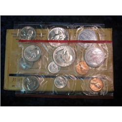 256. 1960 U.S. Silver Mint Set. Original as issued.