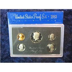 278. 1983 S U.S. Proof Set. Original as issued.