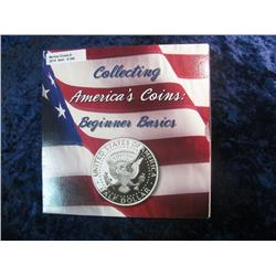 "306. U.S. Mint issued ""Collecting America's Coins: Beginner Basics"" includes folder with"