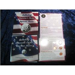 "308. U.S. Mint issued ""Collecting America's Coins: Beginner Basics"" includes folder with"