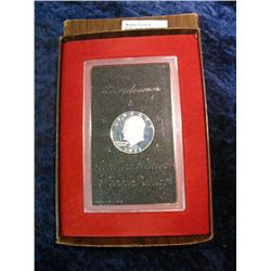 1088. 1971S Silver Proof Eisenhower Dollar. Original as Issued.