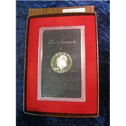1089. 1971S Silver Proof Eisenhower Dollar. Original as Issued.