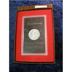 1092. 1972S Silver Proof Eisenhower Dollar. Original as Issued.