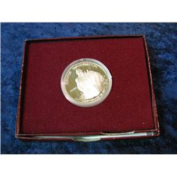 1137. 1982S George Washington Silver Proof Commemorative Half Dollar.