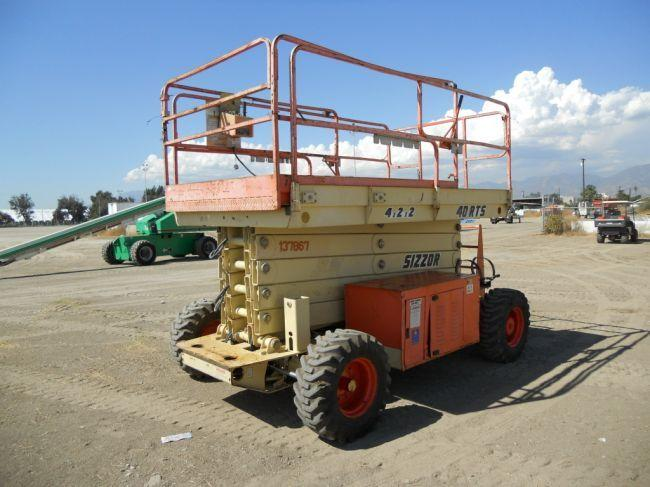 2000 JLG 40RTS Rough Terrain Scissor Lift