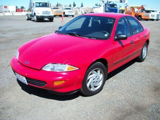 1997 chevrolet cavalier ls sedan 1997 chevrolet cavalier ls sedan