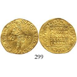 Overijssel, United Netherlands, ducat, 1612.