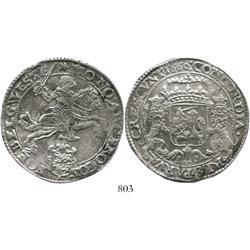 "Westfriesland, United Netherlands, ""rider"" ducatoon, 1660, choice."