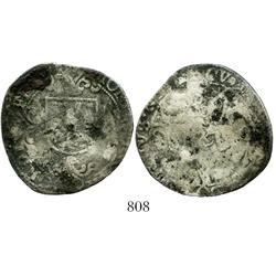 United Netherlands (mint unclear), schilling, 1601.