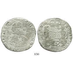 Brabant, Spanish Netherlands (mint uncertain), portrait ducatoon, Philip IV, 1645(?).
