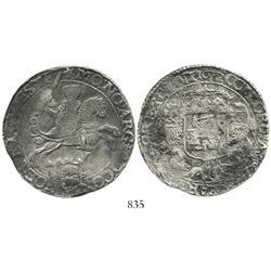 """Westfriesland, United Netherlands, """"rider"""" ducatoon, 1672."""