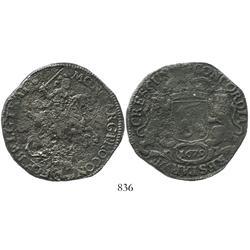 "Utrecht, United Netherlands, ""rider"" ducatoon, 1679."