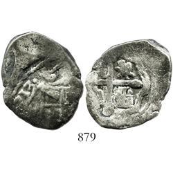 Mexico City, Mexico, cob 4 reales, (1)713(J).