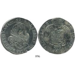 Brabant, Spanish Netherlands (Antwerp mint), portrait ducatoon, Albert and Isabel, 1618, choice.