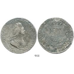 Brabant, Spanish Netherlands (Antwerp mint), portrait ducatoon, Philip V, 1703, rare as from this wr