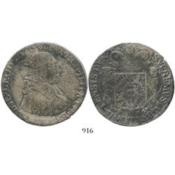 Liege (Bishopric), Spanish Netherlands, ducatoon, Maximilian Henry, 1676, rare as from this wreck.